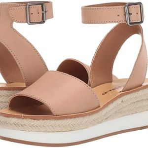 Lucky Brand Joodith Espadrille Wedges
